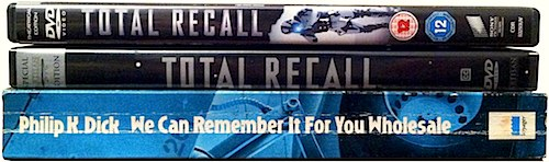 We Can Remember It For You Wholesale / Total Recall…