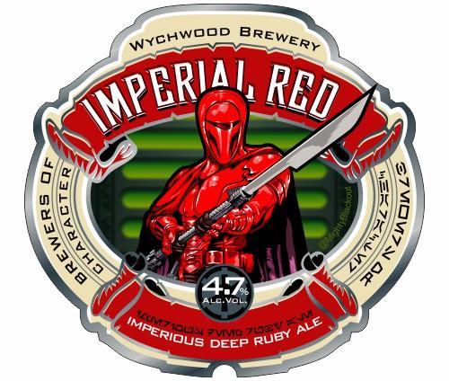 Wychwood / Star Wars: Imperial Red Label