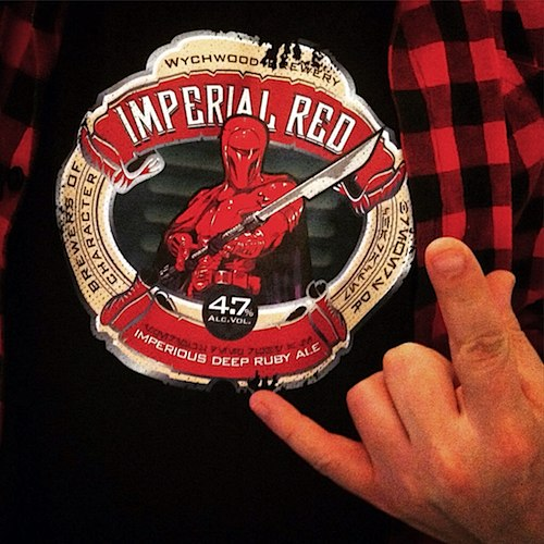Wychwood / Star Wars: Imperial Red Shirt