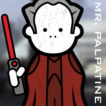 Mr. Frank Palpatine. A Supreme Chancellor.