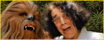 Mr Peter Mayhew. Click through for the Disunplugged.com intervew.