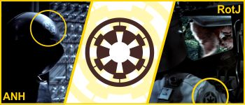 The Imperial Cog in the Original Trilogy