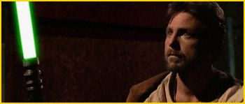 The legendary Jason Court as Kyle Katarn