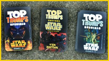 Expanded Universe Top Trumps. Click for bigger - opens in new window.