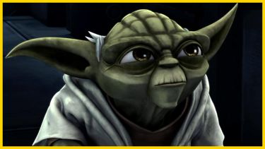 Yoda in Dave Filoni's The Clone Wars