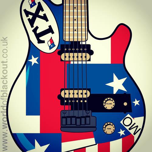 GTA: Jaret's MusicMan Axis