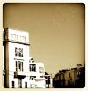 Some of Weston Super Mare's beautiful 1930's architecture, without the 1970's architecture in the way...