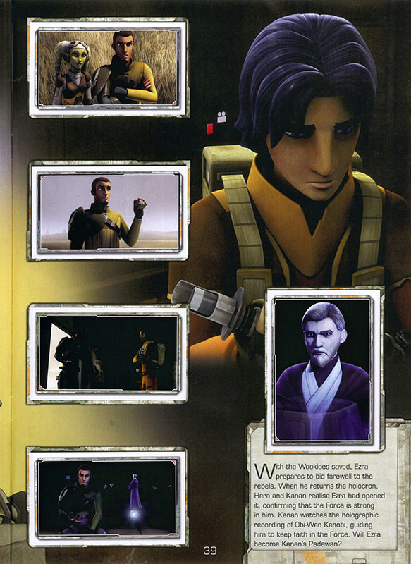 World of Blackout: 55% - The Star Wars Rebels Sticker