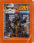 Star Wars Rebels Sticker Collection 2014 / Sticker Pack (front)