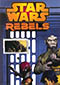 Star Wars Rebels Sticker Collection 2014 / Poster Page 01